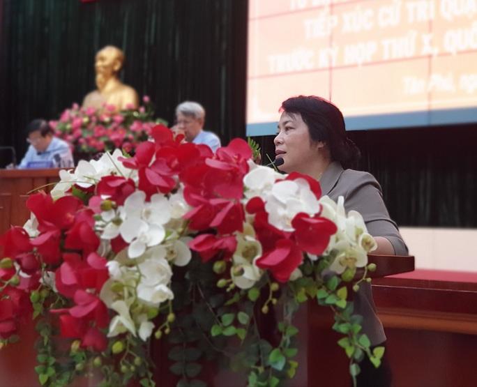Đại biểu Quốc hội TP HCM nói về việc thành lập Thành phố Thủ Đức - Ảnh 1.