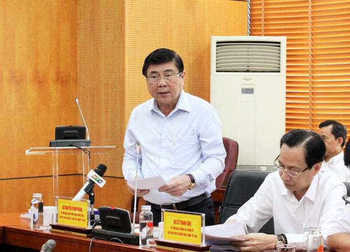 Chính phủ thông qua dự thảo Nghị quyết tổ chức chính quyền đô thị tại TP HCM - Ảnh 1.