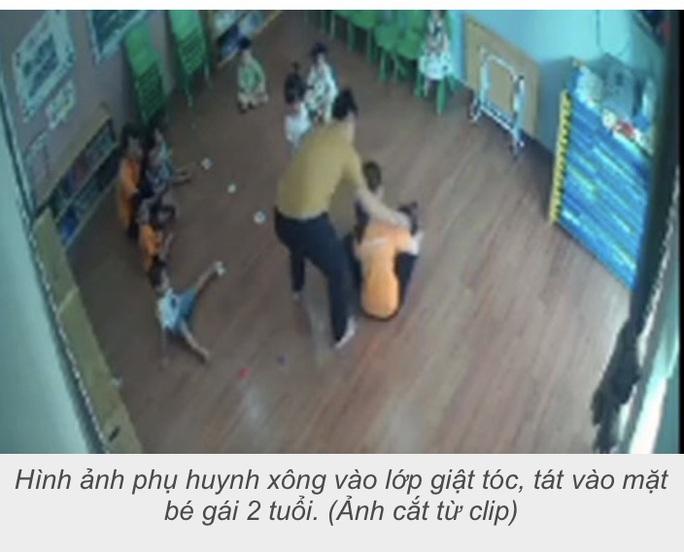 Phụ huynh đánh trẻ mầm non ở Lào Cai có thể chịu mức phạt tiền bao nhiêu? - Ảnh 1.