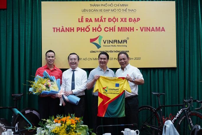 Xe đạp TP HCM có nhà tài trợ 3 năm - Ảnh 1.