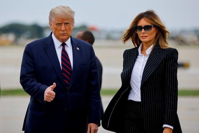 Tổng thống Trump mắc Covid-19: Tin xấu hay tin tốt với Trung Quốc? - Ảnh 1.