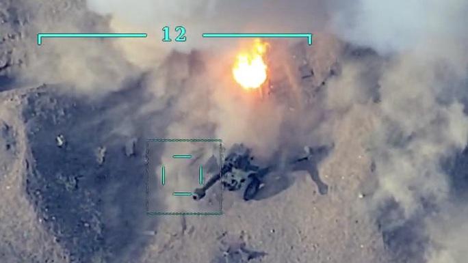 Xung đột Nagorno-Karabakh: Giao tranh ác liệt, 3 máy bay Azerbaijan bị hạ - Ảnh 1.