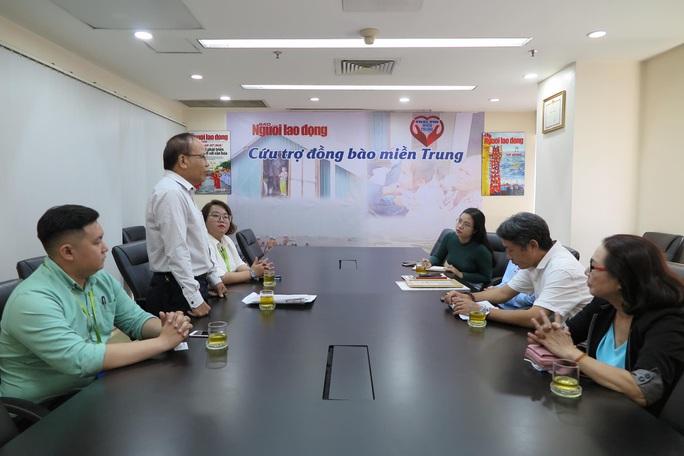 Khẩn cấp hỗ trợ người dân Quảng Ngãi - Ảnh 3.