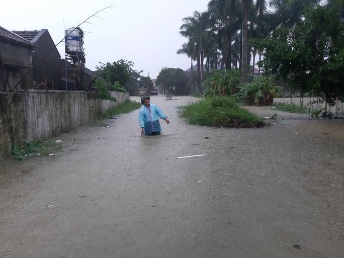 Mưa lớn, hàng ngàn nhà dân ở Nghệ An bị ngập sâu - Ảnh 15.