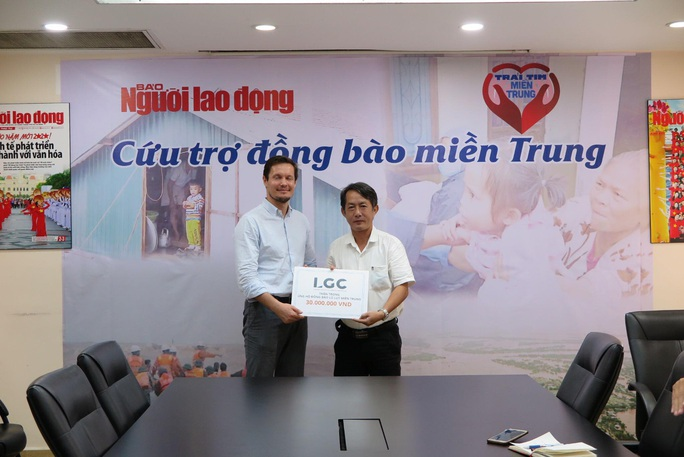 Khẩn cấp hỗ trợ người dân Quảng Ngãi - Ảnh 4.