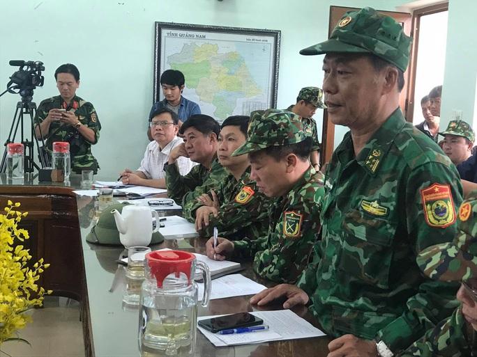 13 người bị vùi lấp ở Phước Sơn: Sạt lở khắp nơi, dân đối diện cái đói - Ảnh 4.