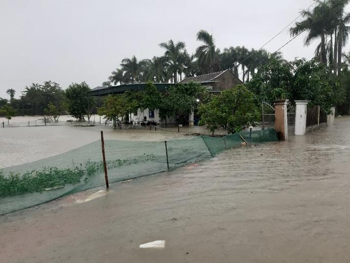 Mưa lớn, hàng ngàn nhà dân ở Nghệ An bị ngập sâu - Ảnh 18.