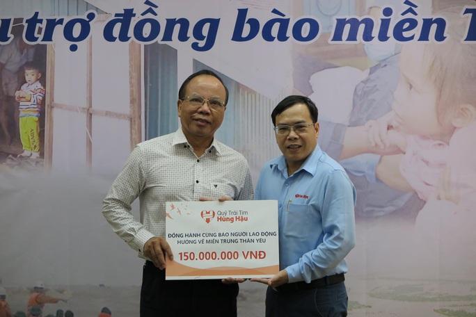 Khẩn cấp hỗ trợ người dân Quảng Ngãi - Ảnh 2.
