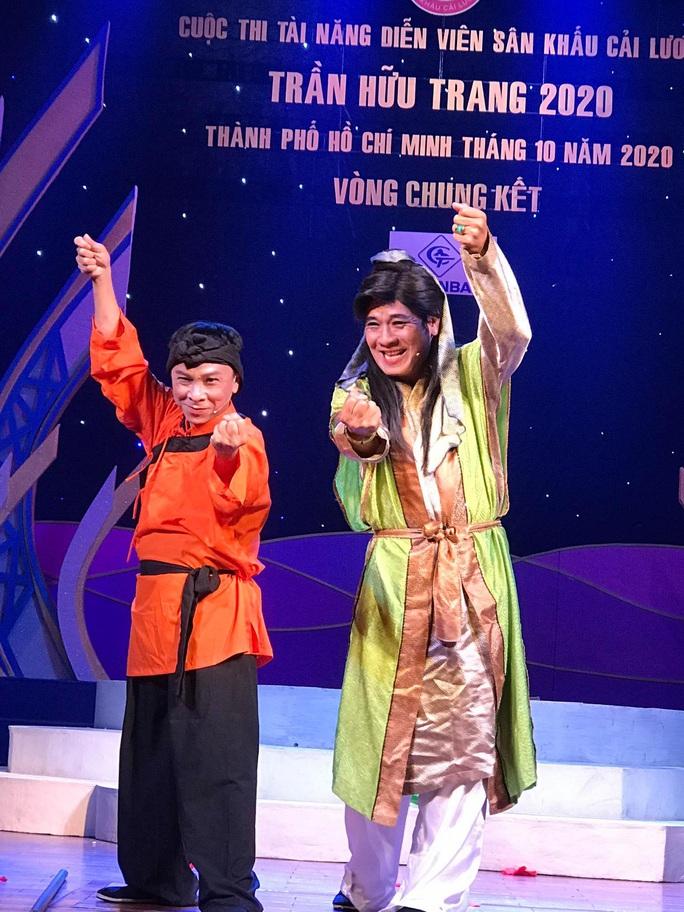 Khánh Tuấn, Thanh Sơn, Linh Trung hút hồn khán giả  - Ảnh 6.