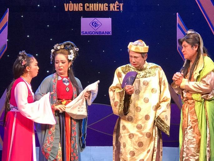 Khánh Tuấn, Thanh Sơn, Linh Trung hút hồn khán giả  - Ảnh 7.