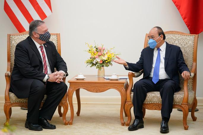 Hình ảnh chuyến thăm Việt Nam của Ngoại trưởng Mỹ Mike Pompeo - Ảnh 2.