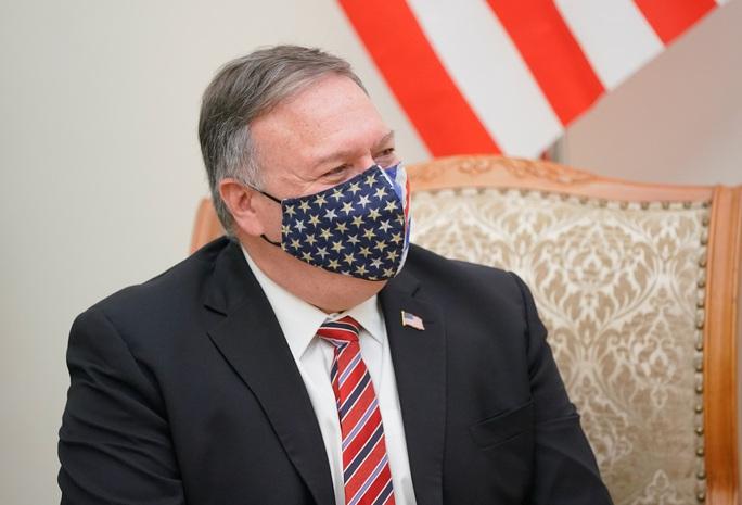 Hình ảnh chuyến thăm Việt Nam của Ngoại trưởng Mỹ Mike Pompeo - Ảnh 4.