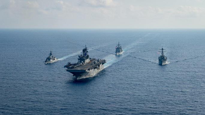 Mỹ nói về thông tin tấn công đảo bị Trung Quốc chiếm đóng trên biển Đông - Ảnh 3.