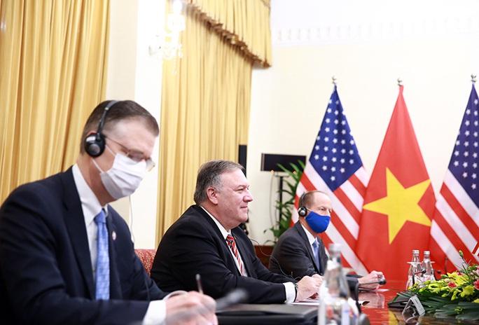 Hình ảnh chuyến thăm Việt Nam của Ngoại trưởng Mỹ Mike Pompeo - Ảnh 15.