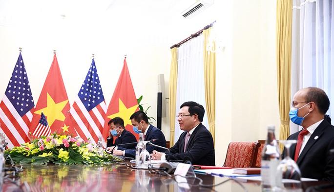 Ngoại trưởng Mike Pompeo: Mỹ ủng hộ Việt Nam đóng vai trò ngày càng quan trọng tại khu vực - Ảnh 6.