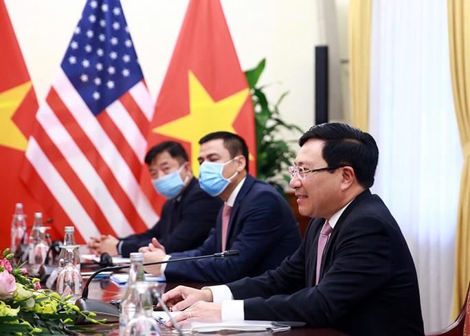 Ngoại trưởng Mike Pompeo: Mỹ ủng hộ Việt Nam đóng vai trò ngày càng quan trọng tại khu vực - Ảnh 2.