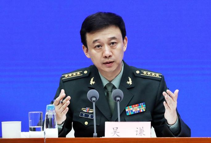 Mỹ nói về thông tin tấn công đảo bị Trung Quốc chiếm đóng trên biển Đông - Ảnh 1.