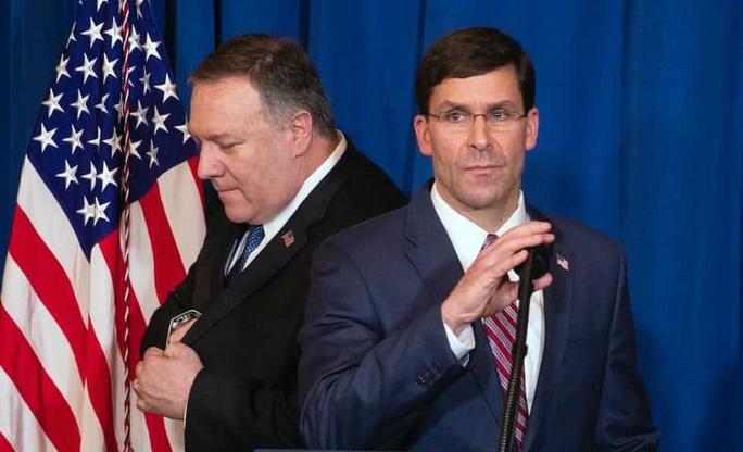 Mỹ nói về thông tin tấn công đảo bị Trung Quốc chiếm đóng trên biển Đông - Ảnh 2.