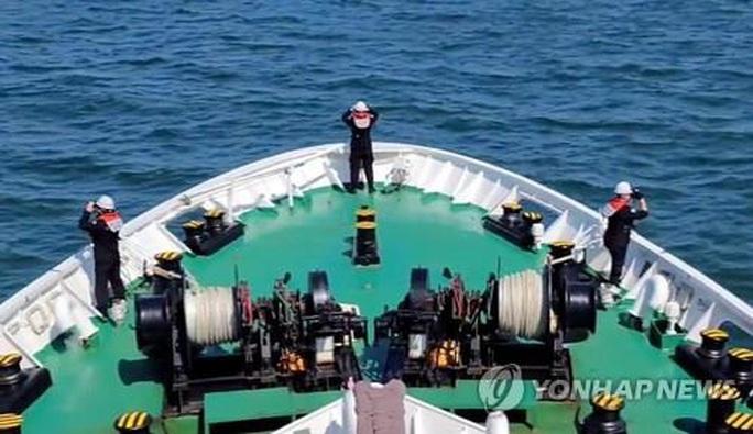 Triều Tiên: Quan chức bị bắn chết do lỗi của Hàn Quốc - Ảnh 1.