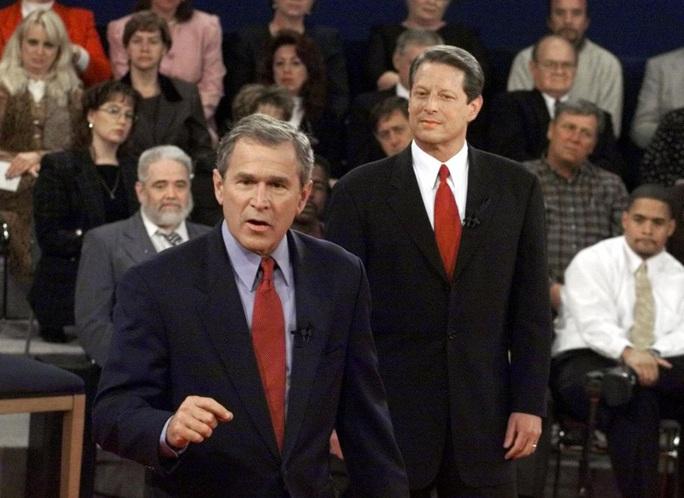Ám ảnh cảnh bất phân thắng bại trong bầu cử Mỹ - Ảnh 1.