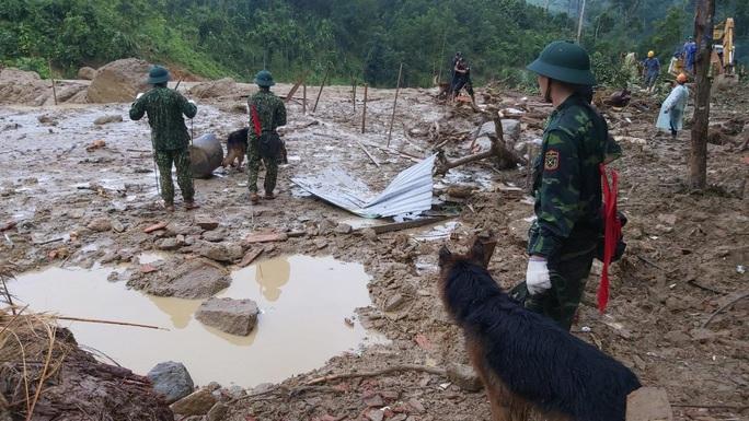 Thiếu tướng Nguyễn Đình Tiến: Dốc toàn lực tìm nạn nhân bị vùi lấp - Ảnh 3.