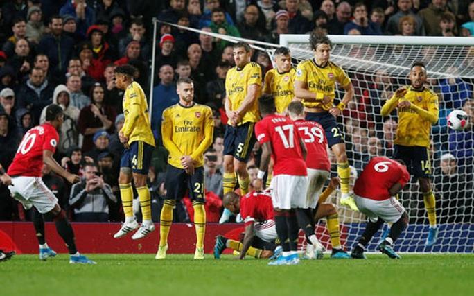 Lo Arsenal yếu vía ở Old Trafford - Ảnh 1.