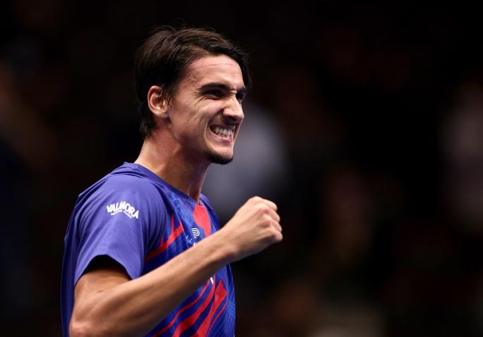 Djokovic gây sốc khi thất bại ở giải ATP 500 - Ảnh 2.