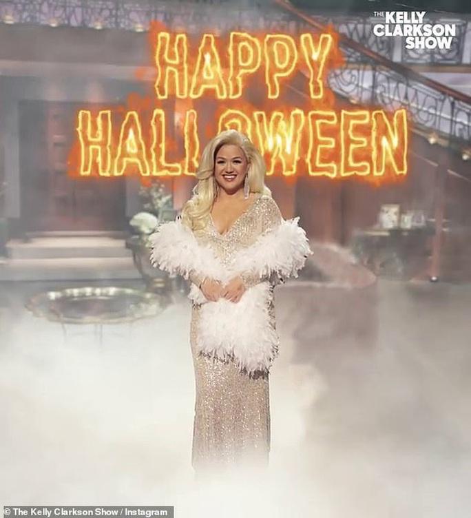 Sao hóa trang đủ kiểu mừng Halloween - Ảnh 13.