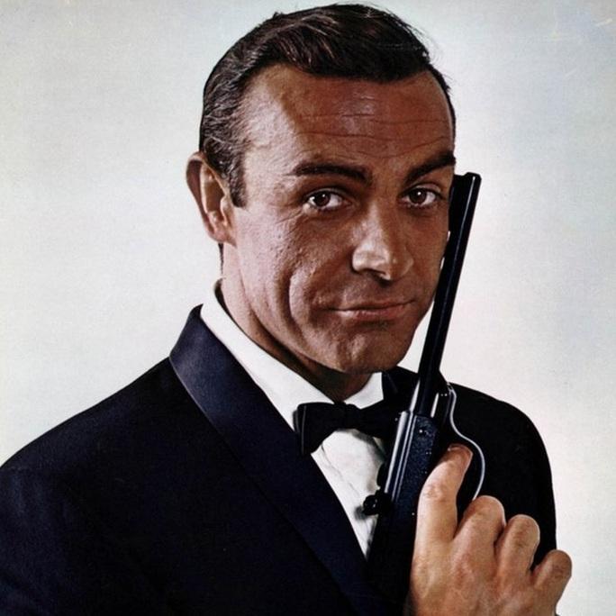 """""""James Bond"""" được yêu thích nhất qua đời - Ảnh 3."""