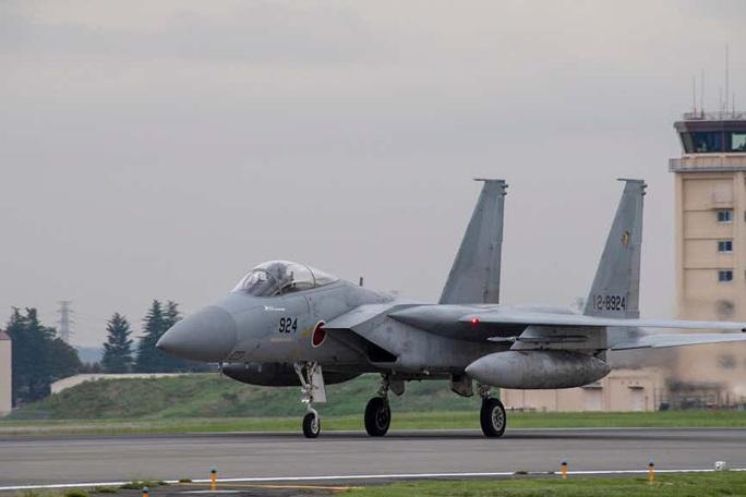 Bộ Quốc phòng Nhật Bản trao hợp đồng sản xuất máy bay chiến đấu cho tập đoàn Mitsubishi  - Ảnh 1.