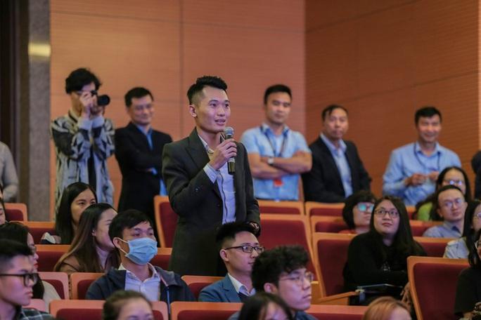 Lần đầu tiên Bộ Ngoại giao tổ chức giới thiệu tuyển dụng với hình thức mở - Ảnh 1.