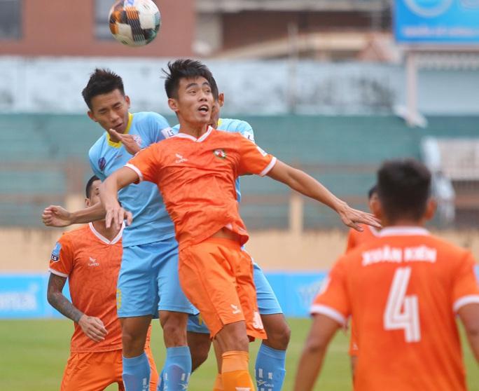 CLB Bình Định vô địch Giải Hạng nhất quốc gia 2020 - Ảnh 1.