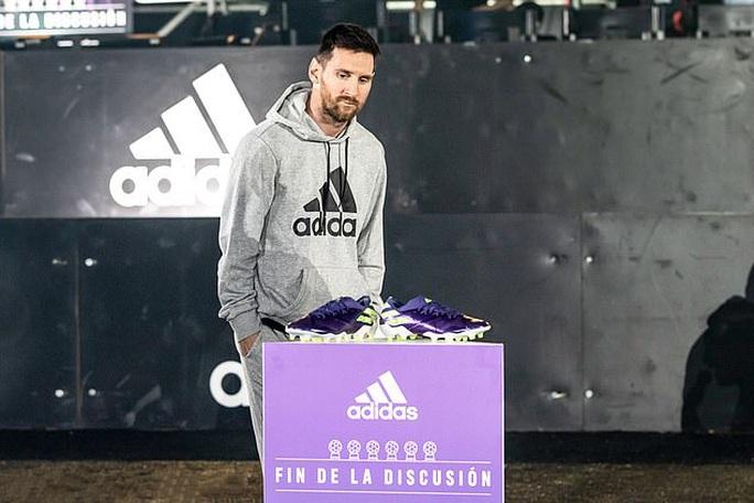 Ký hợp đồng khủng với Puma, Neymar cho Ronaldo và Messi ngửi khói - Ảnh 3.