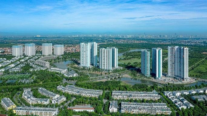 """Ecopark nhận giải thưởng """"Đại đô thị tốt nhất Việt Nam"""" - Ảnh 2."""