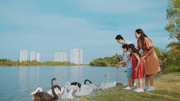 """Ecopark nhận giải thưởng """"Đại đô thị tốt nhất Việt Nam"""" - Ảnh 3."""