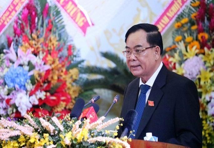 Ông Trần Ngọc Tam làm Chủ tịch UBND tỉnh Bến Tre - Ảnh 1.
