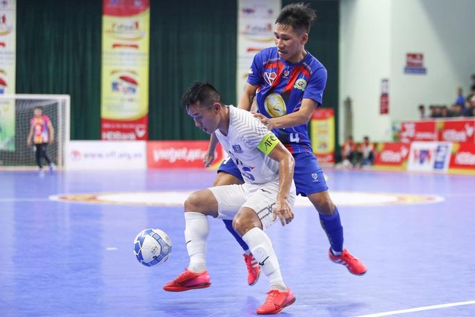 Giải Futsal HDBank VĐQG 2020: Thái Sơn Nam vững ngôi đầu bảng - Ảnh 1.