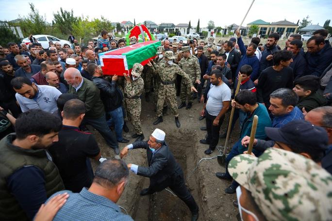 Xung đột Armenia - Azerbaijan leo thang - Ảnh 1.