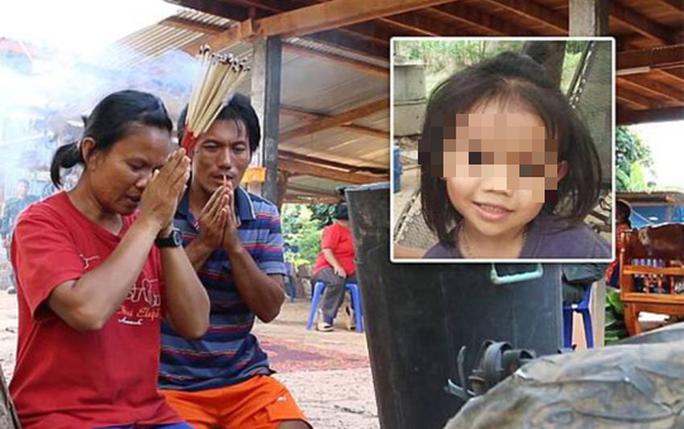 Bé gái 3 tuổi bị sát hại thảm thương ở Thái Lan - Ảnh 2.