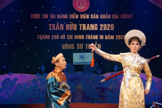 Đông nghệ sĩ ngôi sao chúc mừng diễn viên tranh tài Cuộc thi Trần Hữu Trang - Ảnh 13.