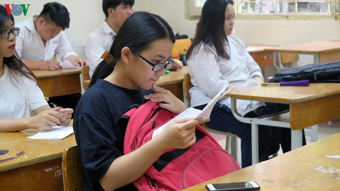 Các trường ĐH công bố điểm chuẩn vào chiều nay 4-10 - Ảnh 1.