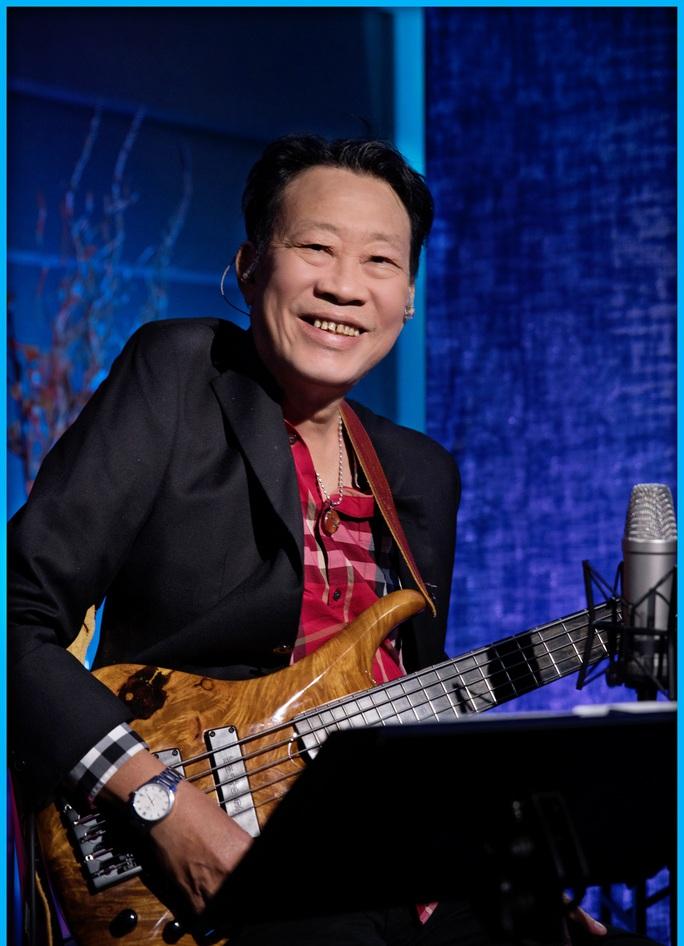 Đêm nhạc khích lệ tinh thần nhạc sĩ Lê Quang trước câ phẫu thuật thứ 2 - Ảnh 2.