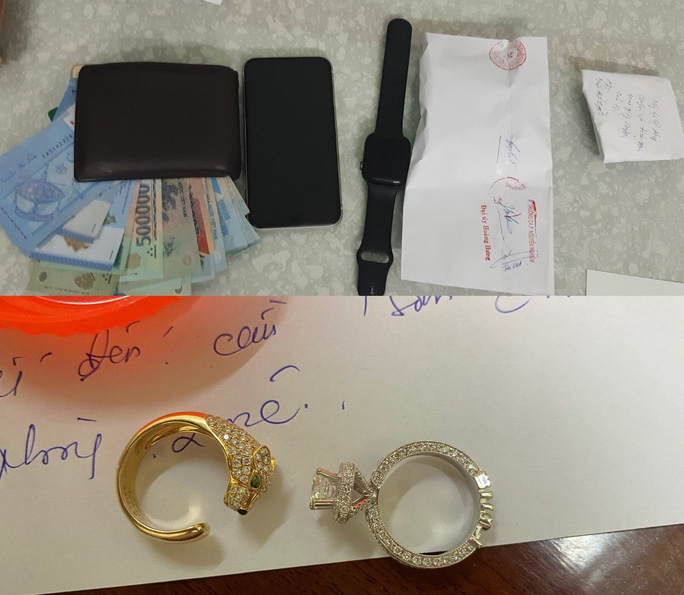 Đà Nẵng: Trộm viếng nhà, cuỗm nhẫn kim cương trị giá hơn 300 triệu đồng - Ảnh 2.