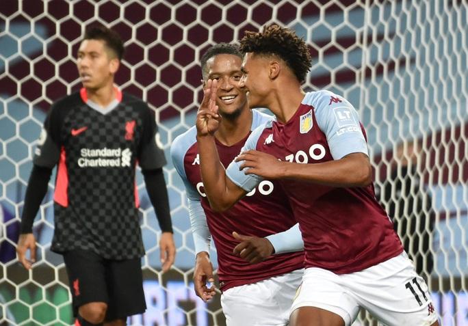 Địa chấn: Liverpool thảm bại 2-7 dưới tay Aston Villa - Ảnh 3.