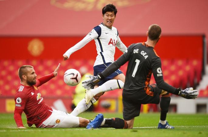90 phút kinh hoàng, Tottenham bắn phá thánh địa Old Trafford - Ảnh 4.