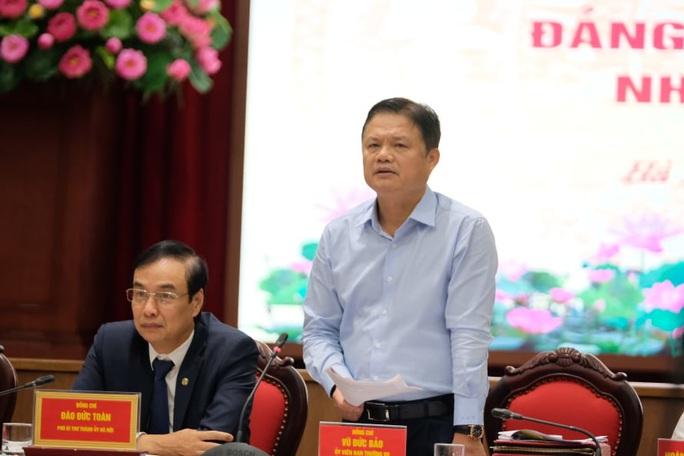 Hà Nội nói về việc kê khai tài sản, con học nước ngoài của 71 cán bộ BCH khóa mới - Ảnh 3.