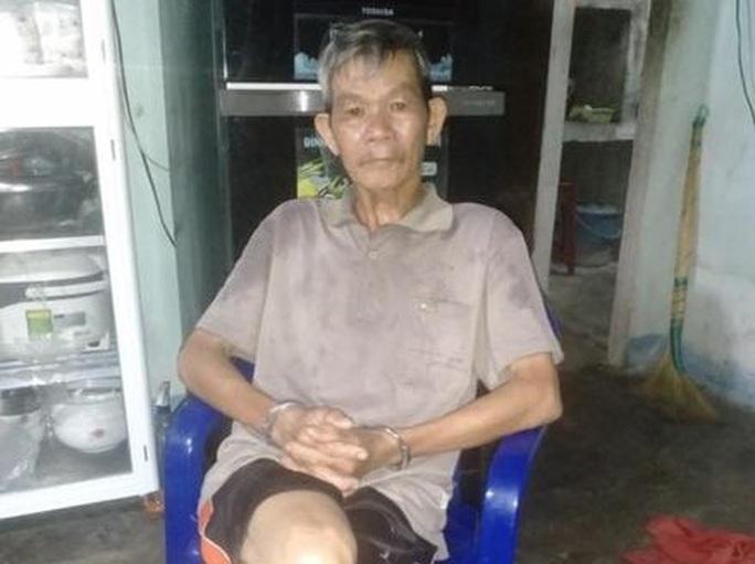 Ghen tuông, chồng U60 dùng búa đánh chết vợ - Ảnh 1.