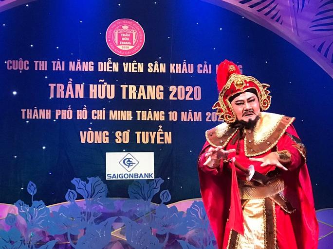 Hai kép độc Khánh Tuấn, Thanh Sơn gây ấn tượng tại cuộc thi Trần Hữu Trang - Ảnh 5.