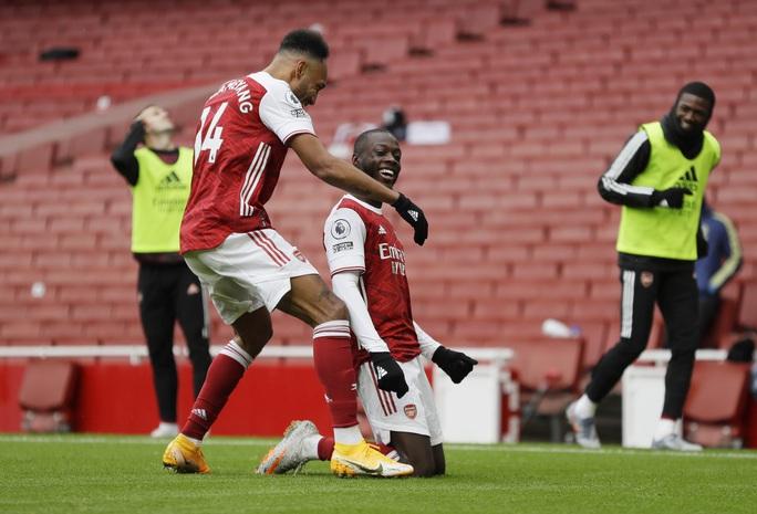 Pháo thủ Arsenal hoàn tất hợp đồng chiêu mộ sao La Liga - Ảnh 3.