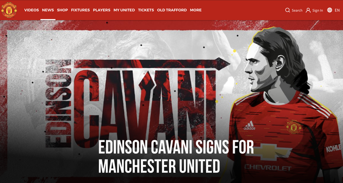 Cavani nhận áo số 7, Telles và Pellistri gia nhập Man United giờ chót - Ảnh 3.